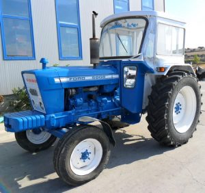 FORD 5000 24-8-16