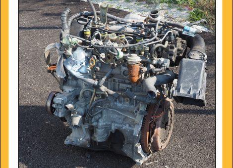 Toyota diesel 1ND (1400cc mod'2004)